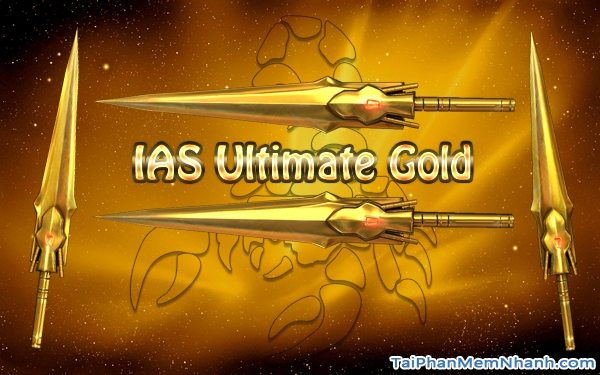 Bọ cạp IAS Ultimate Gold
